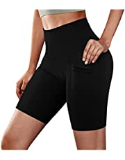CXDS Kvinnors fashionabla yogabyxor hög midja rumpa scrunch leggings höftlyft smala och svettbyxor
