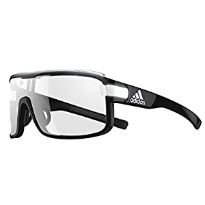 ADIDAS Sunglasses zonyk many sizes (zonyk pro L (LARGE) black, one color)