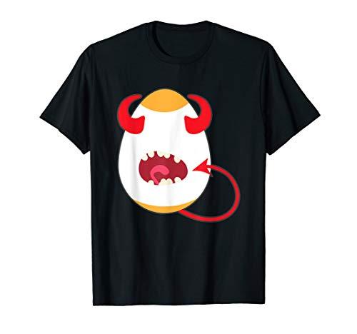 Halloween Deviled Egg Costume  T-Shirt