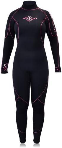 Aqua Lung AquaFlex 5mm Women's Scuba Diving Wetsuit - Size 12