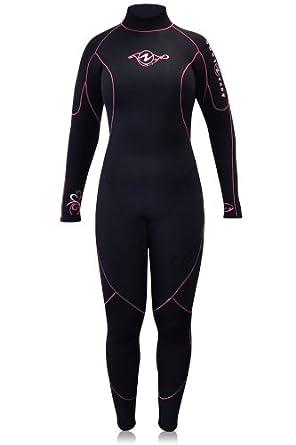 Amazon.com: Aqua Lung solafx 8 mm de los hombres buceo traje ...