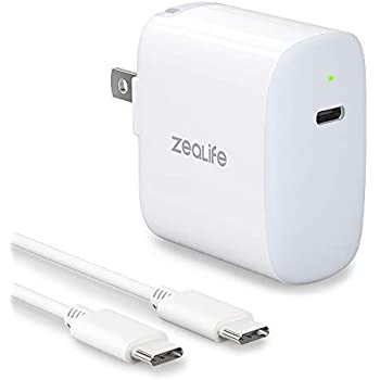 Amazon.com: USB C Charger - 18W Fast Wall Charger for 2018 ...