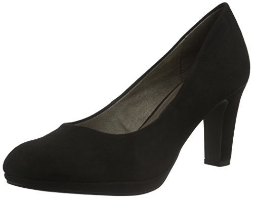 Tamaris Women 22420 Pumps Black (nero 001)