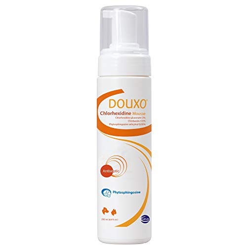 Douxo Chlorhexidine PS + Climbazole Mousse 200ml (6.8 oz) ()