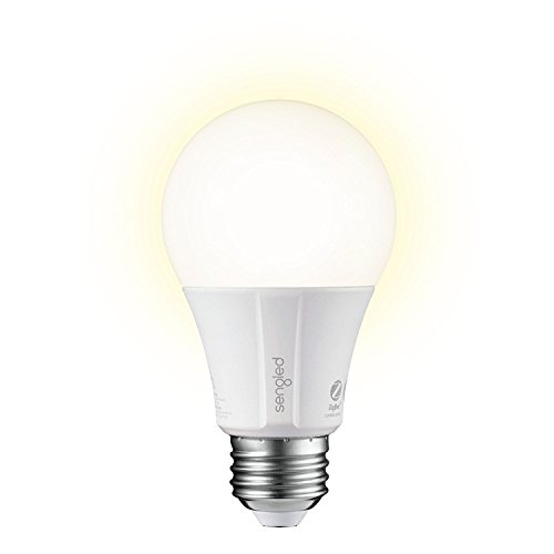 Sengled Smart LED Soft White (Element Classic) Bulb, Hub Required, 2700K, A19 60W Equivalent, Works With Alexa, Google Assistant & SmartThings, 1 Pack