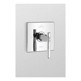 Toto TS626D2#BN Aimes Two-Way Volume Control Trim, Brushed Nickel