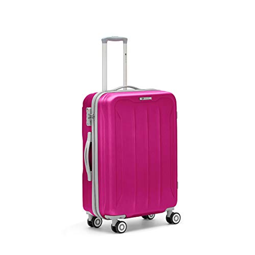 R Roncato Roller Case, Purple (Fucsia), 76 Centimeters