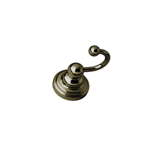 Rohl U.6921EB Perrin and Rowe Single Robe Hook in English Bronze by Rohl