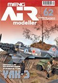 MENG air modeler No. 62 model magazine MENG AIR modeller Issue 62 (Modeller Magazine)