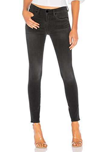 Pantaloni Jeans Hiamigos Grigio H Alta Elastico Elasticizzati Denim Skinny Donna In A Vita 05xBdqxw