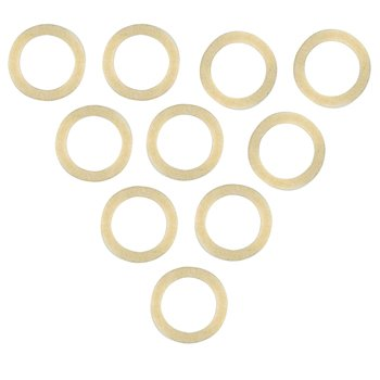 Marine Pro Gasket, Drain Screw 10 Pack Johnson/Evinrude OMC Stringer/Cobra ()
