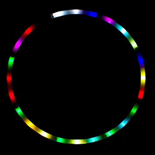 Led Light Up Hula Hoops in US - 2