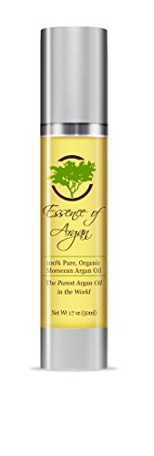 Pure Moroccan Argan Oil for Skin and Hair by Essence of Argan 50ml (1.6oz)