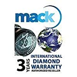 Mack 3 Year International Diamond Service Contract for Digital Cameras, Video Cameras, Lenses, Binoculars, Telescopes, Flashes & Lighting - up to $750.00 Retail Value