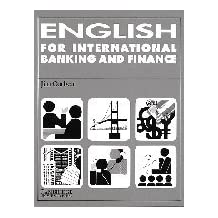 English for International Banking and Finance Student's book