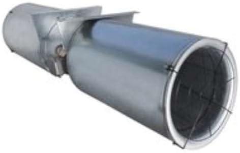 S & p tjhu - Ventilador helicoidal jet fan tjhu/2/4-400-c f400 ...