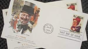 W.C. FIELDS First Day Of Issue 1980 Fleetwood Performing Arts Cover Cachet ()