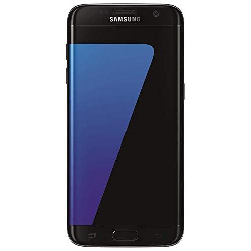 chollos oferta descuentos barato Samsung Galaxy S7 Edge Smartphone Android de 5 5 Bluetooth v4 2 SIM única Memoria Interna de 32 GB NanoSIM cámara de 12 MP Micro USB Color Negro Importado