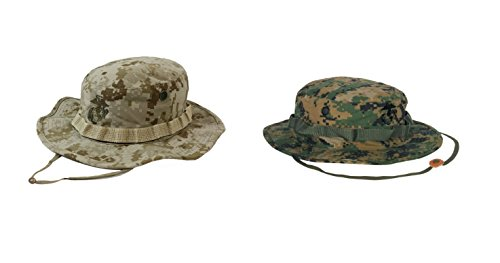US Military USMC Boonie Hat, Made in USA