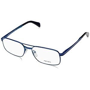 Prada Unisex 0PR 62NV Blue One Size