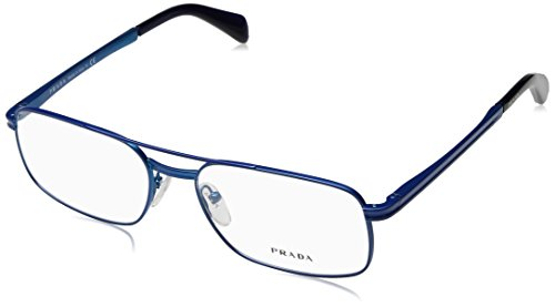 Prada Unisex 0PR 62NV Blue One Size (Men For Prada Sale Sunglasses)