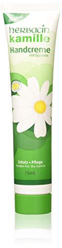 Herbacin Kamille Hand Cream 2.5 oz 75ml (Original)