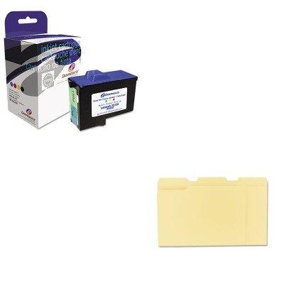 Dpcd7y745c Compatible Ink (KITDPSDPCD7Y745CUNV12113 - Value Kit - Dataproducts DPCD7Y745C Compatible Remanufactured Ink (DPSDPCD7Y745C) and Universal File Folders (UNV12113))