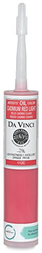 Da Vinci Artists' Oil Color Paint Cadmium Yellow Light 300ml by Da Vinci Artists'