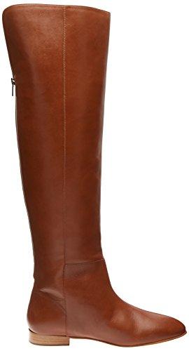 Loeffler Randall Vrouwen Milou Boot Cuoio