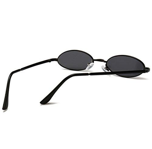Gafas Caja Rosa Metal de Lichtbild nbsp;Visible Super QQBL Percentage Sol nbsp; Galerie azul pequeña Hombres Gafas UV400 Ocean Hombres de 95 amp; acrílico Ovalado Sol WqwggYP4