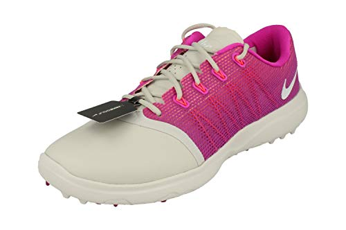 - Nike 2016 Lunar Empress 2 Women's Golf Shoes, Pure Platinum/White/Cosmic Purple, 6 M US