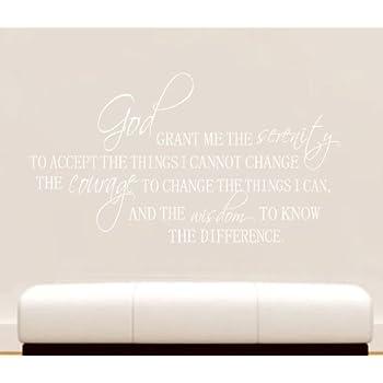 Amazon.com: Serenity Prayer God grant me the serenity to ...