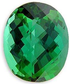 Beautiful Checkerboard USA Cut Blue Green Tourmaline Gemstone 15.44 carats