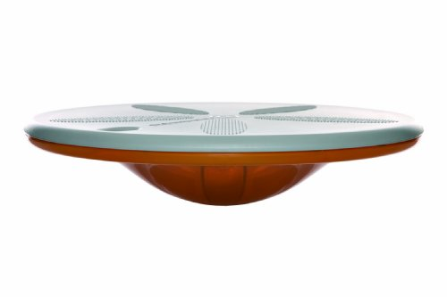 Rehband Men's Balance Board Training Device Orange by Rehband