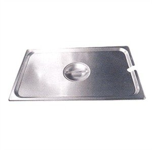 Winco SPCQ 1/4 Slotted Pan Cover