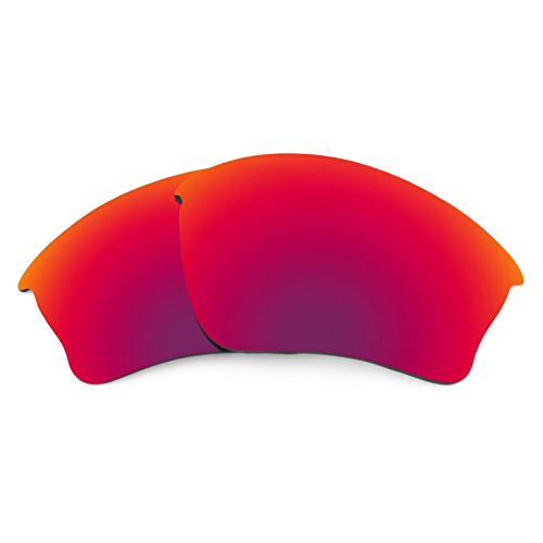 Revant Polarized Replacement Lenses for Oakley Half Jacket XLJ Midnight Sun MirrorShield