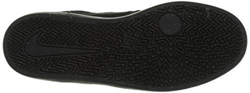 Suede Nero gs anthracite Nike Da 001 Sb Scarpe black Skateboard black Check Bambino RwxFB