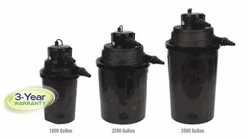 UltraKlean Pressure Filter Replacement Parts 24 watt Replacement Bulb - 99077