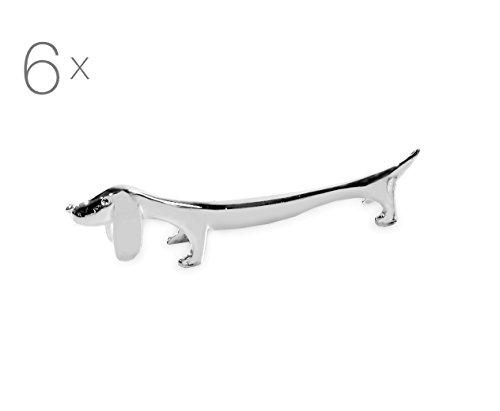 Messerbank Hund L 9 cm