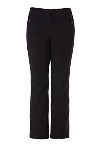 Fera Women's Heaven Stretch Pant, 10/Short, 001S Black by Fera