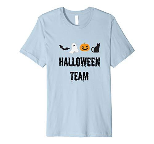 Halloween Team Shirt, Halloween Matching Shirts for Group -