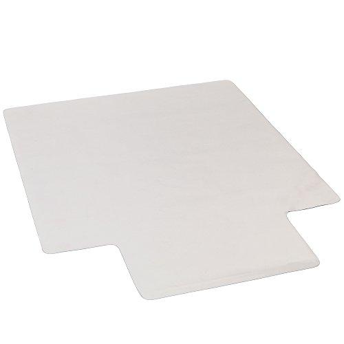MallMall 48'' x 36'' Home Office Desk Chair Mat Floor Mat PVC Chairmat Protection Chair Pad (1) by Mallmall
