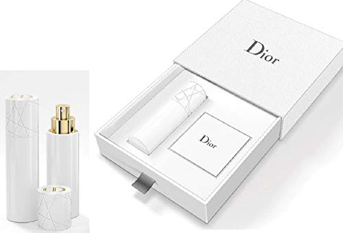 - J'adore by Christian Dior Eau de Parfum Refillable Travel Spray for Women, 0.34 Ounce
