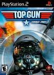 TOP GUN Combat Zone- Ps2