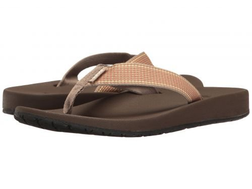 Teva(テバ) レディース 女性用 シューズ 靴 サンダル Azure Flip - Avalon Taupe [並行輸入品]