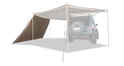 Rhino Rack Batwing Tapered Zip Extension, Suitable with The Batwing Awning | ()