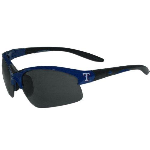 Siskiyou MLB Texas Rangers Blade Sunglasses ()