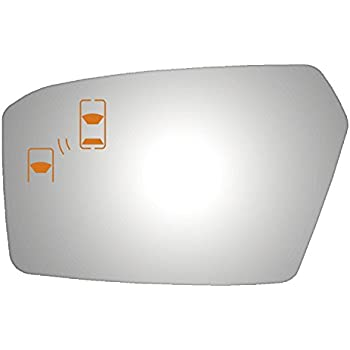 Amazon Com Flat Driver Heated With Blind Spot Warning