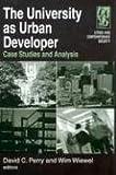 The University as Urban Developer, , 0765616416