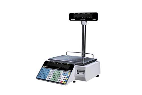 Ishida Astra II 185823, Price Computing Scale w/Printer & Pole 30lbx0.01lb NTEP (Ishida Scale)